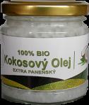 BIO Kokosový olej, vlasy, pokožka