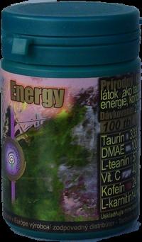 energy, vitalita